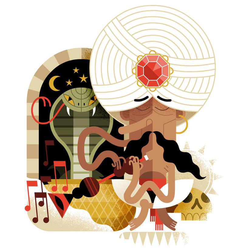 Los locos mundos ilustrados de Zeptiror 8