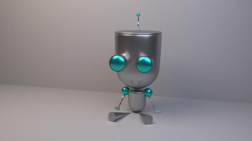 My project in Introducción al Diseño y Modelado 3D con Blender course -1