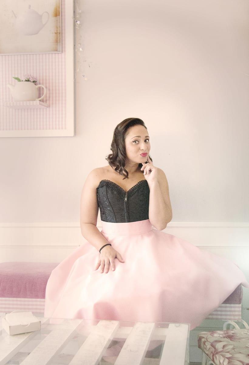 Mi Proyecto del curso: Fotografía de moda y retoque digital 4