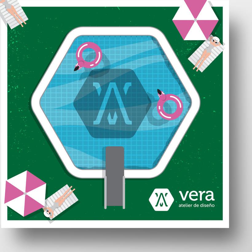 Ilustraciónes Verano -  Vera Atelier 0