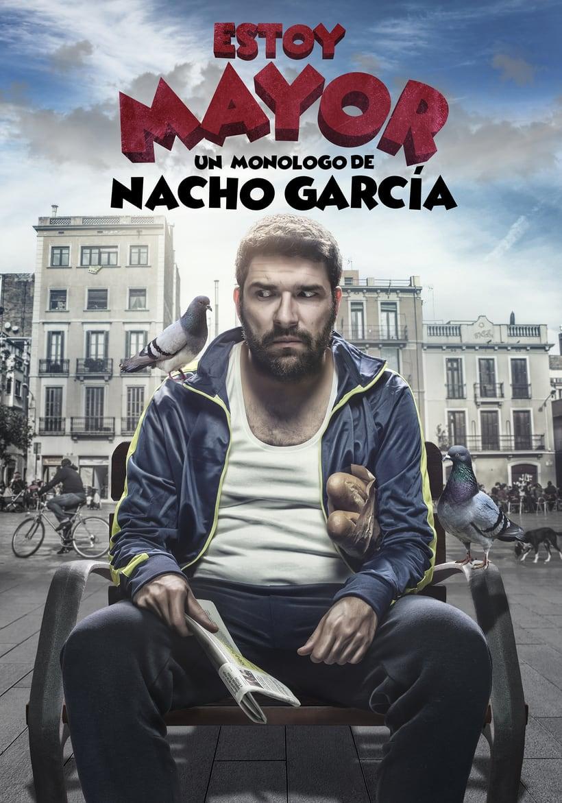 Nacho Garcia - Estoy Mayor -1