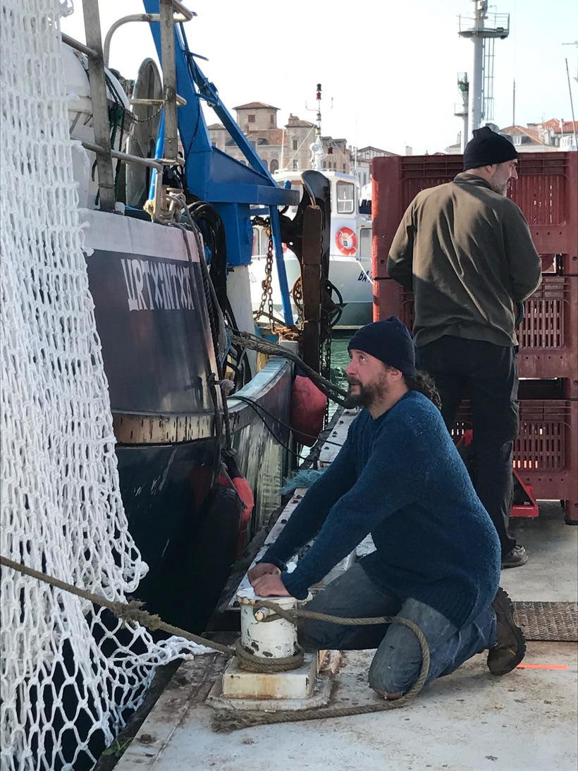 Fisherman's dream- Pavillon France 4