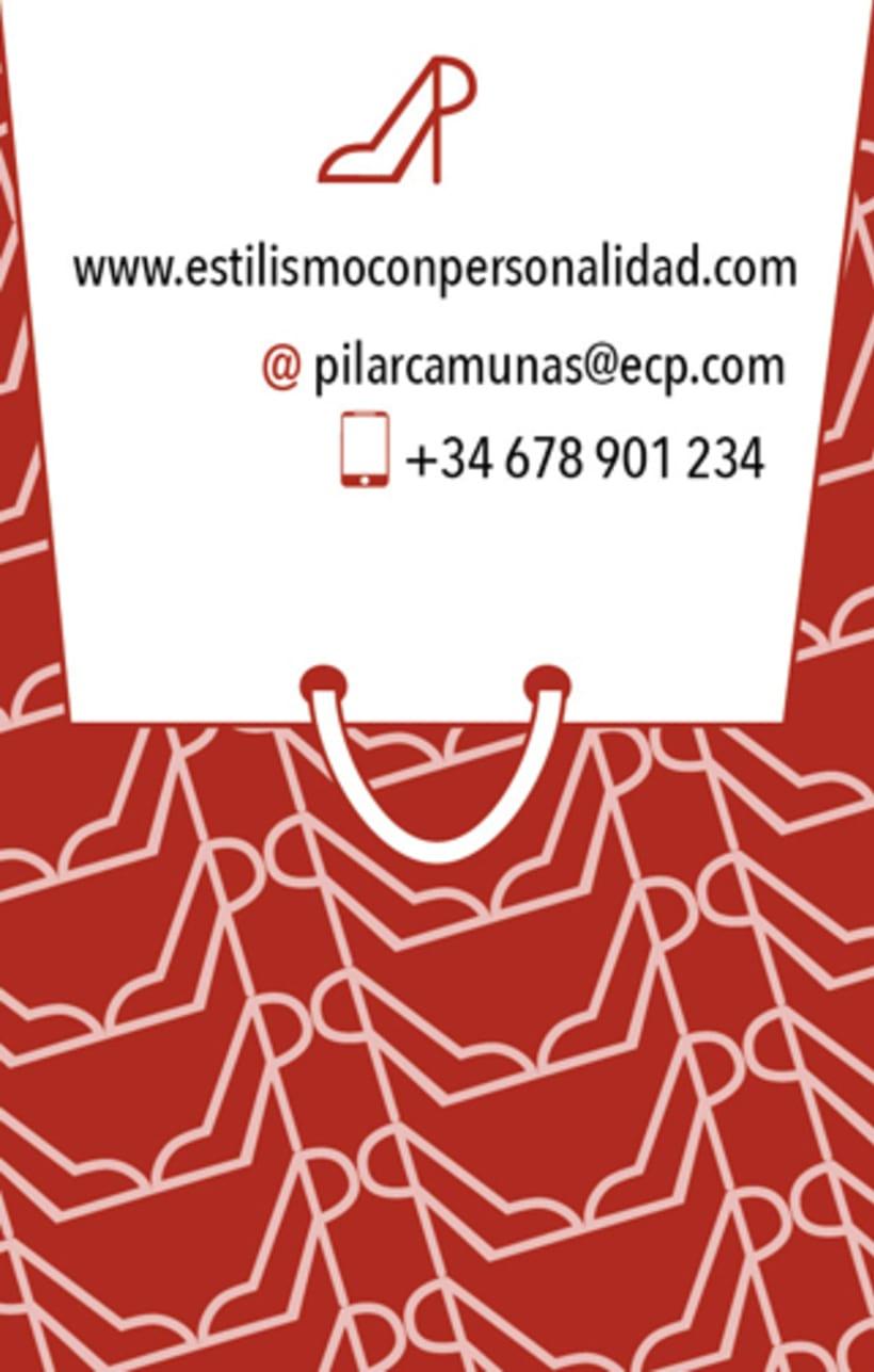 folleto y tarjetas de visita 4