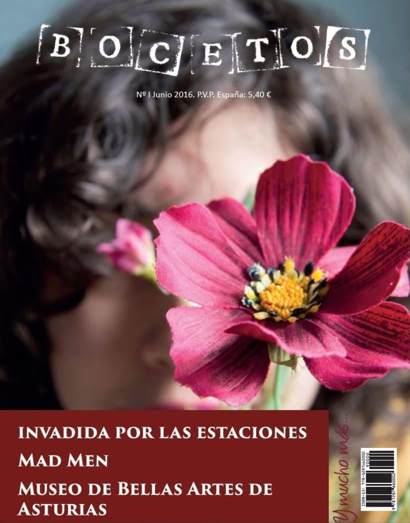 Revista Bocetos 2