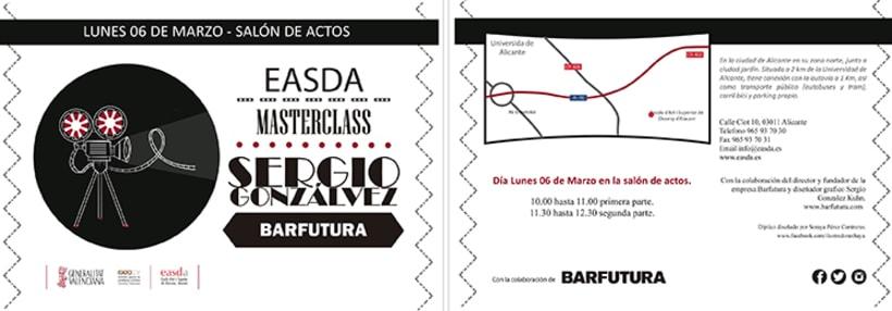 Díptico Masterclass Easda (trabajo de clase) 0