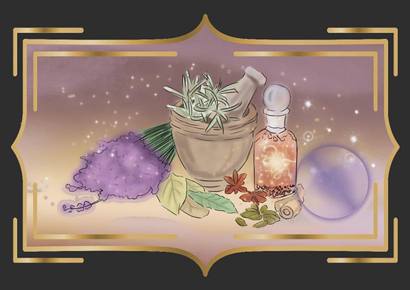 Compendio de Magos - Proyecto Fin de Curso - Ilustración 1