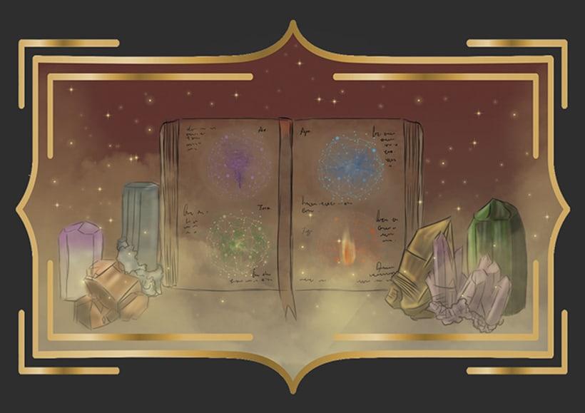 Compendio de Magos - Proyecto Fin de Curso - Ilustración 3