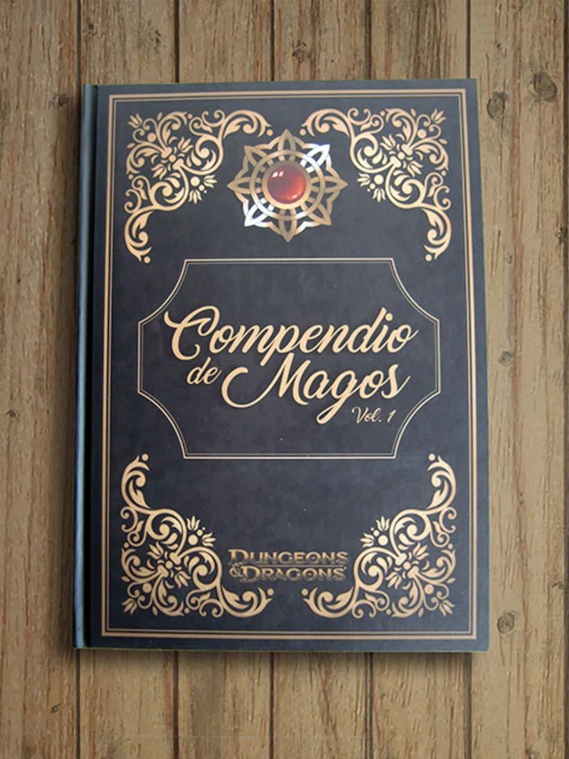 Compendio de Magos - Proyecto Fin de Curso - Ilustración 5