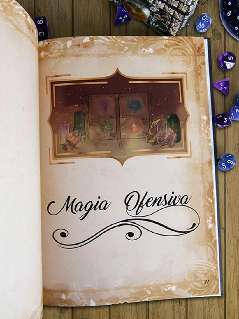 Compendio de Magos - Proyecto Fin de Curso - Ilustración 9