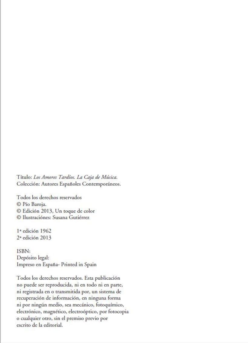 Libro La Caja de Música 2