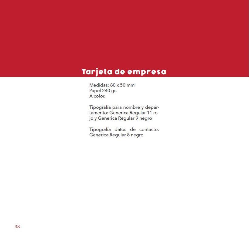Manual Identidad Corporativa 8