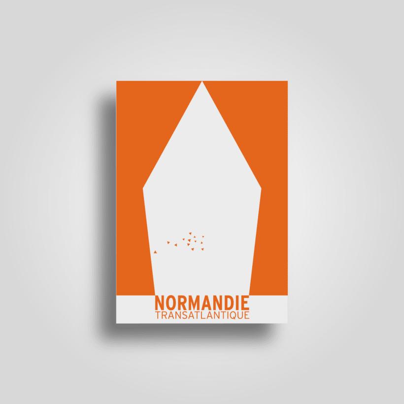 NORMANDIE   Cassandre 1