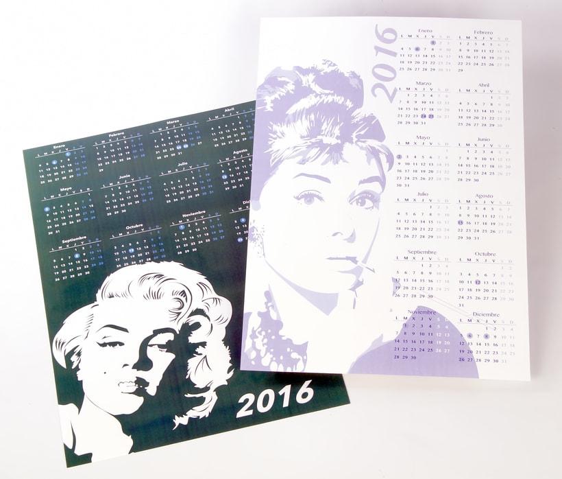 Calendarios 2016 0