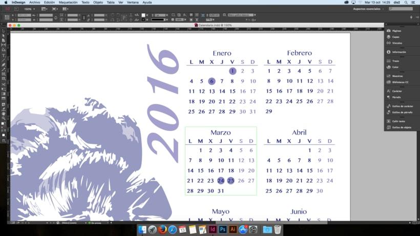 Calendarios 2016 1