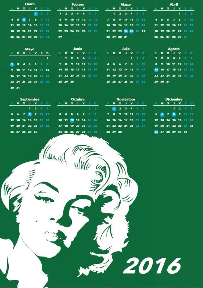 Calendarios 2016 3
