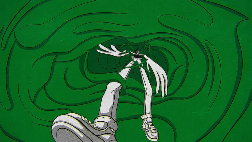 Los comienzos de Green Day en formato animado 5