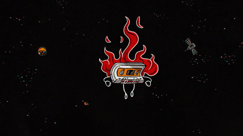 Los comienzos de Green Day en formato animado 10