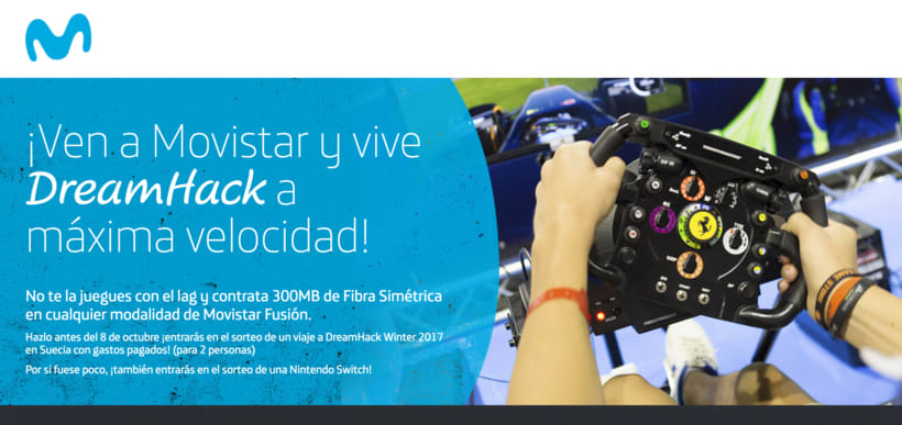 Movistar Dreamhack Spain -1