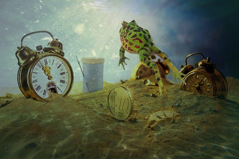 Matte Painting: creando mundos fotorrealistas 29