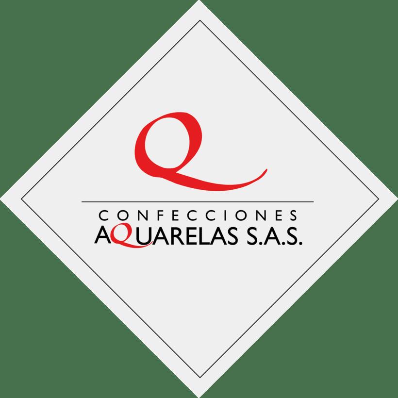 Logo Confecciones Aquarelas 1