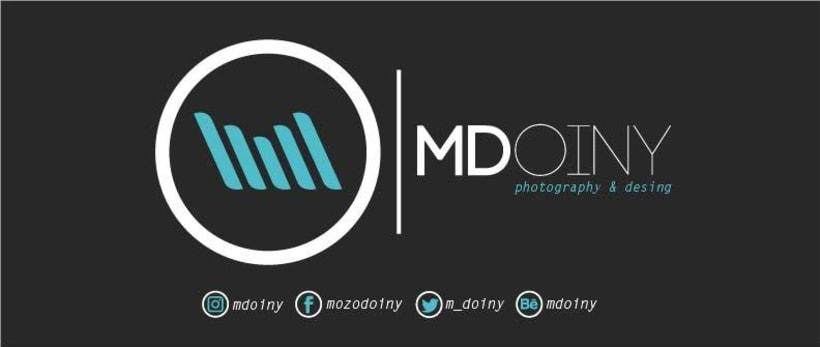 LogoTipo - MDoiny 1