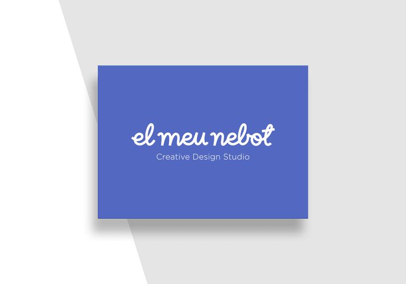 Identity - El Meu Nebot Creative Design Studio 0