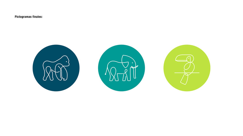 Animals Pictograms Concept (Student Project) -1