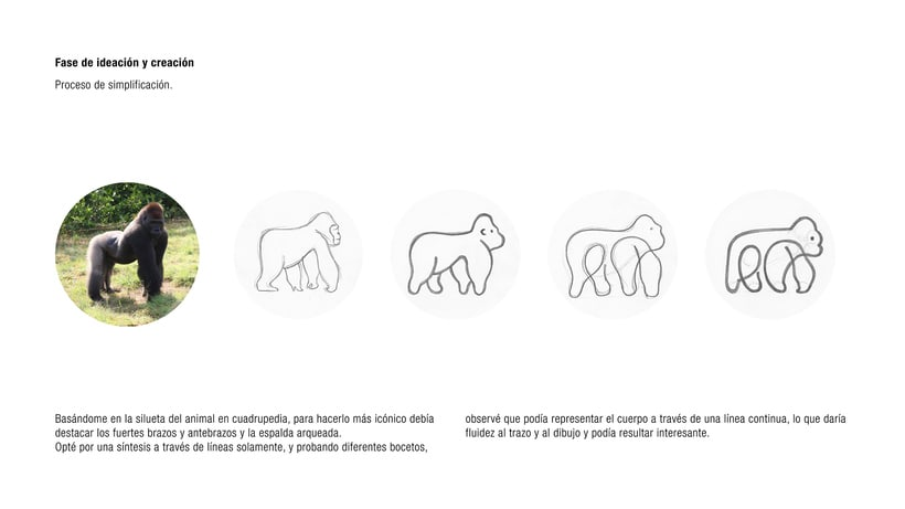 Animals Pictograms Concept (Student Project) 2