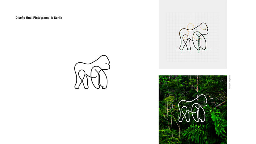 Animals Pictograms Concept (Student Project) 6