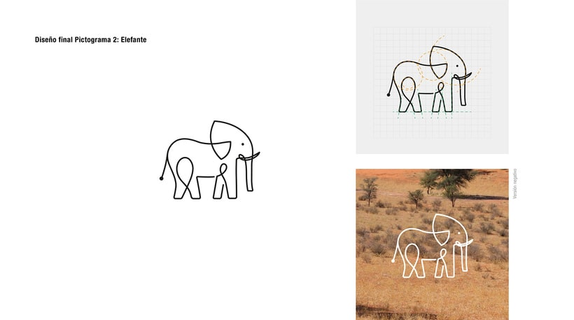 Animals Pictograms Concept (Student Project) 9