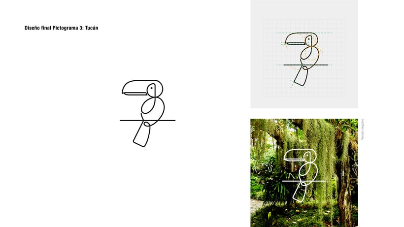 Animals Pictograms Concept (Student Project) 12
