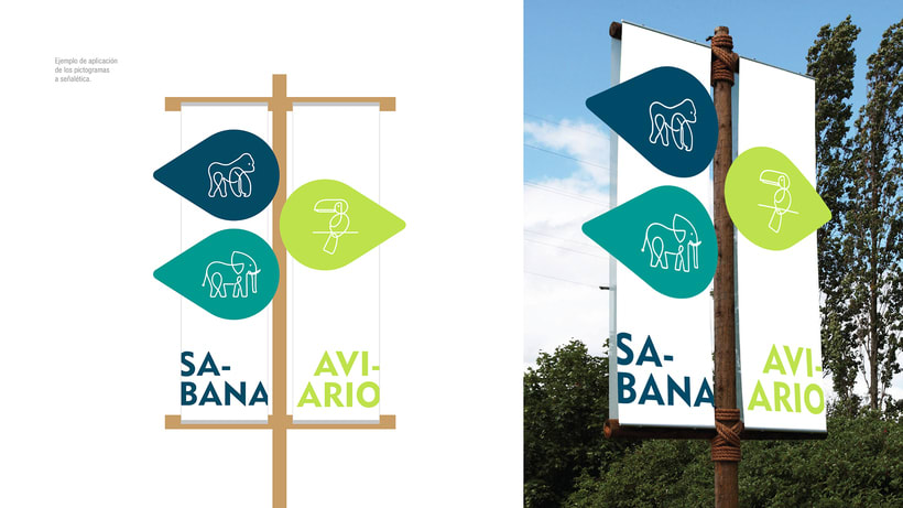 Animals Pictograms Concept (Student Project) 13