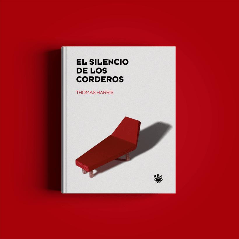 EL SILENCIO DE LOS CORDEROS | Tomas Harris 1