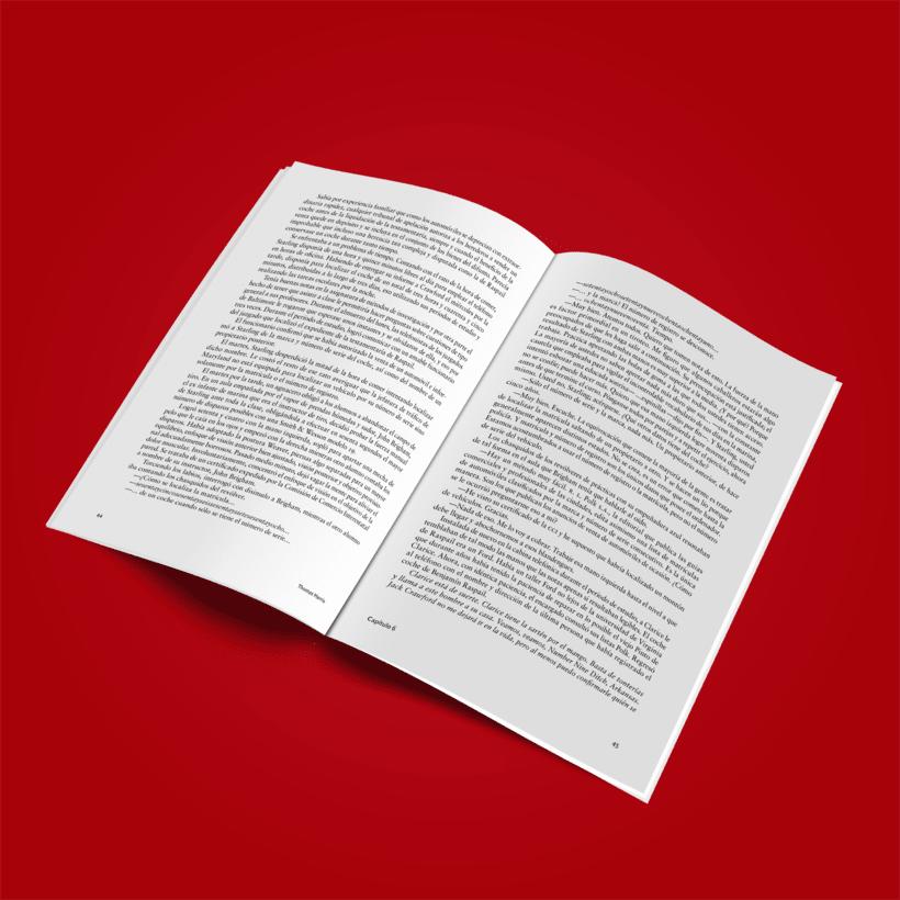 EL SILENCIO DE LOS CORDEROS | Tomas Harris 2