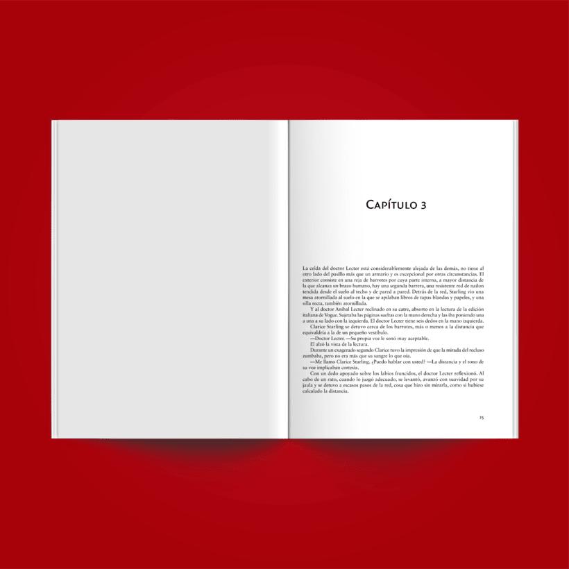 EL SILENCIO DE LOS CORDEROS | Tomas Harris 3