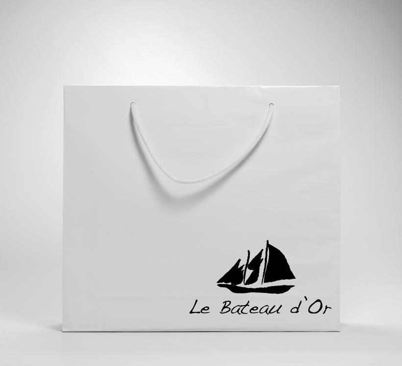 Logotipo para un Restaurante de Marisco -1