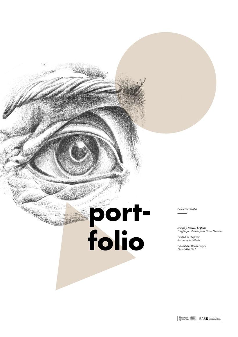Drawing Portfolio (Student Project) -1