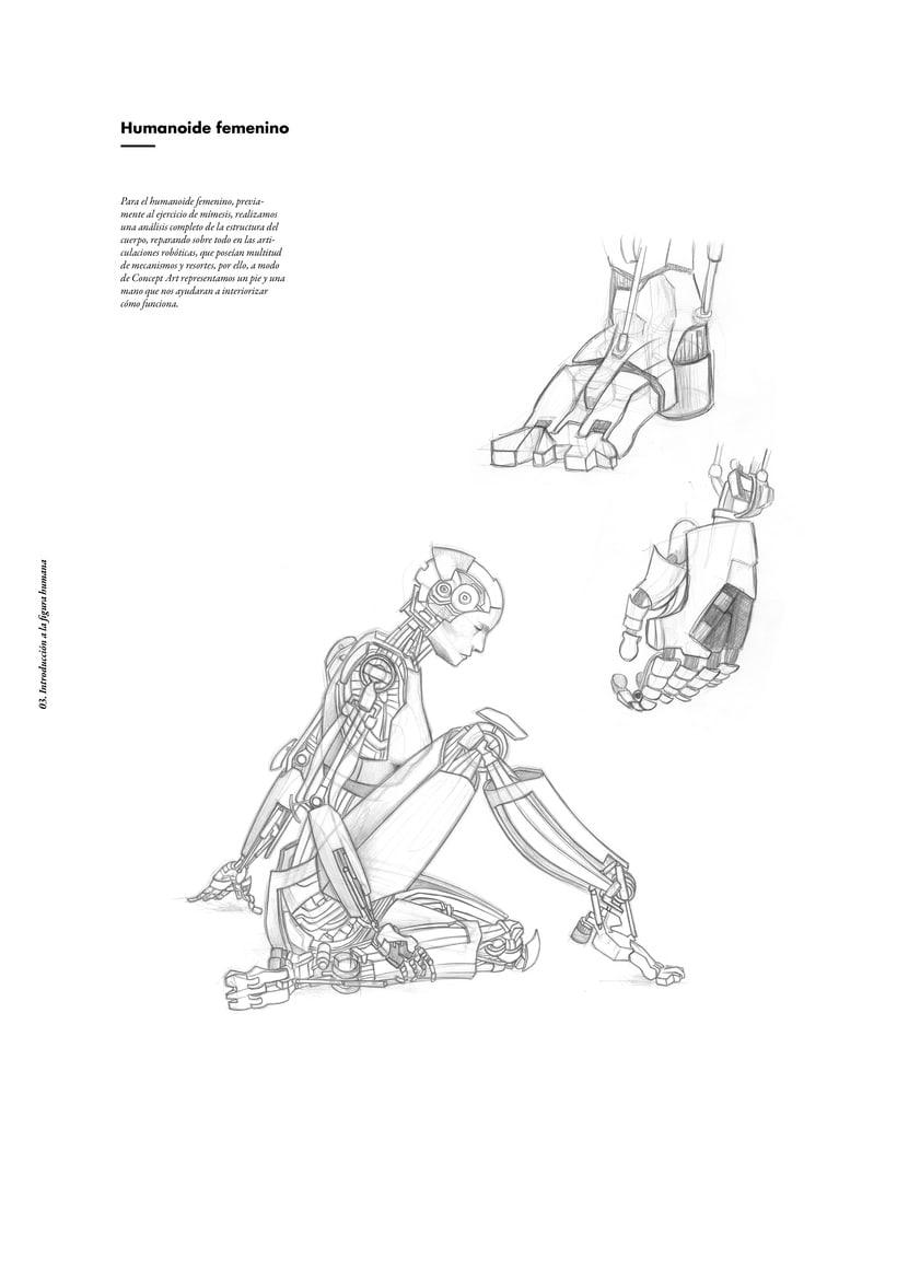 Drawing Portfolio (Student Project) 10