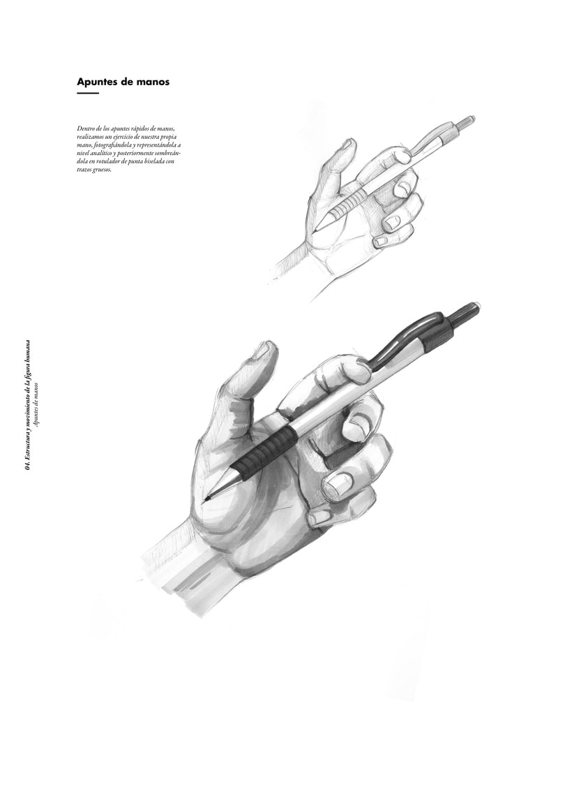 Drawing Portfolio (Student Project) 16