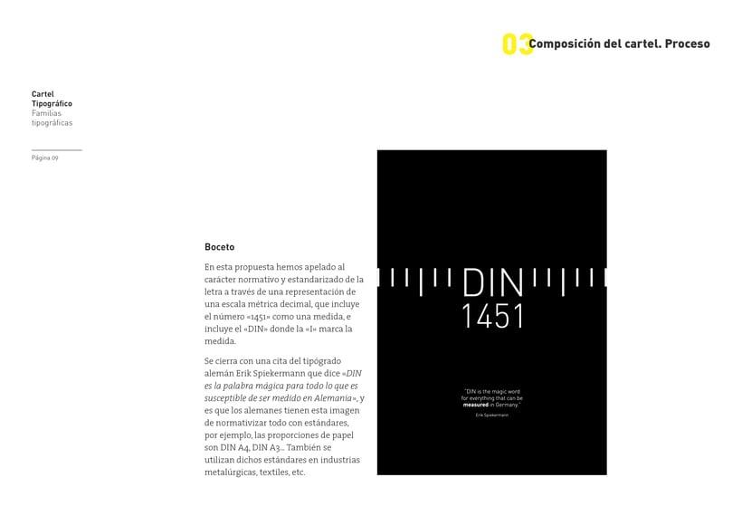 Type Poster: DIN 1451 (Student Project) 4