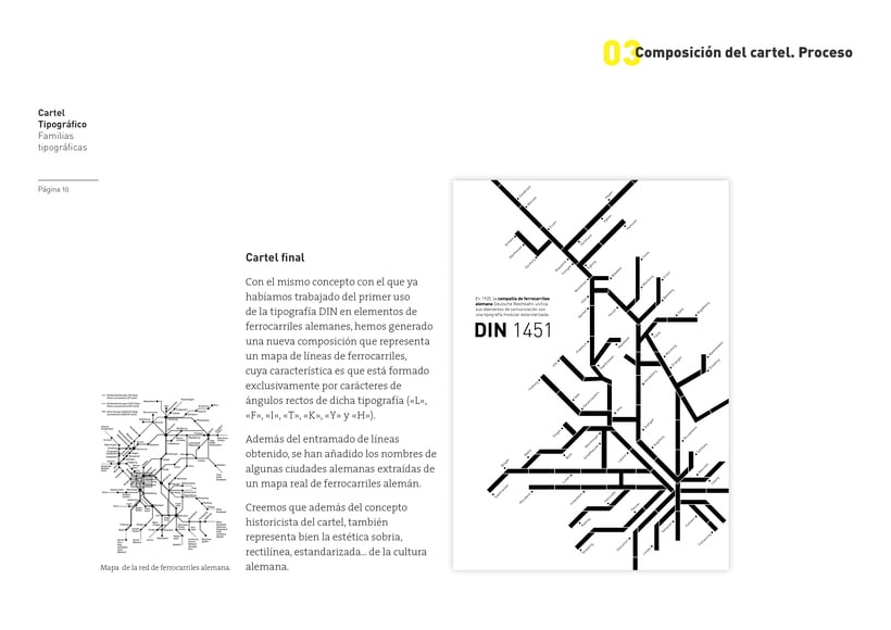 Type Poster: DIN 1451 (Student Project) 5