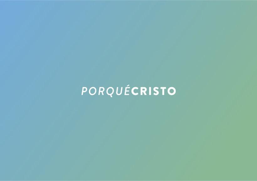 Brand Identity | porquécristo  3