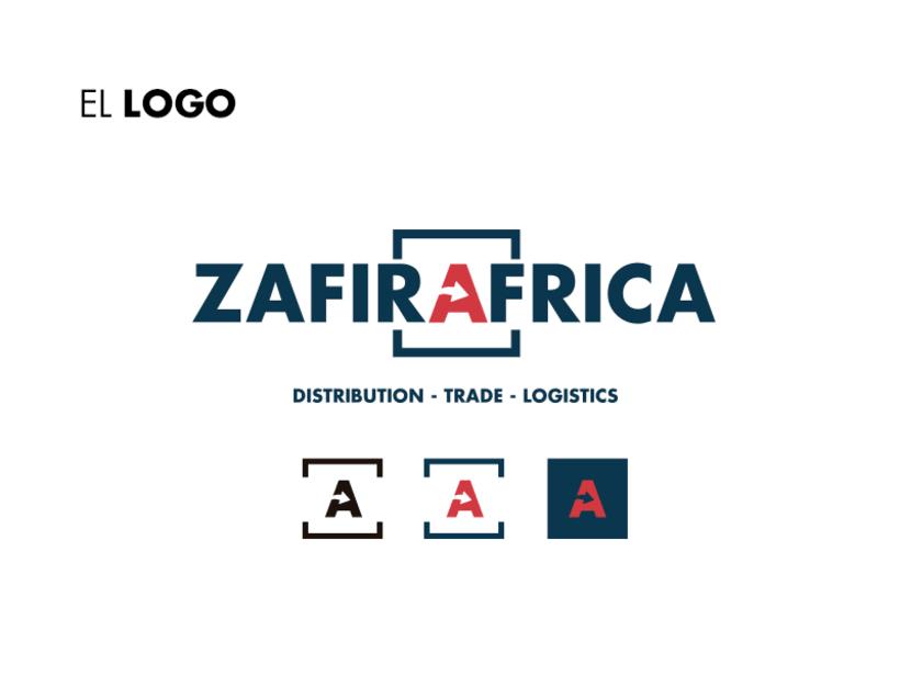 Logo | Zafira áfrica 0