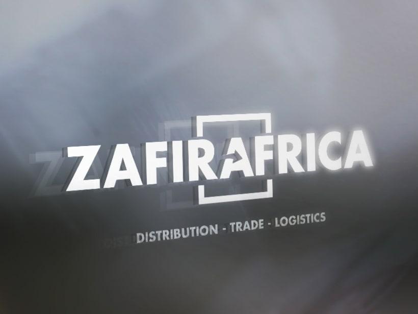 Logo | Zafira áfrica 1