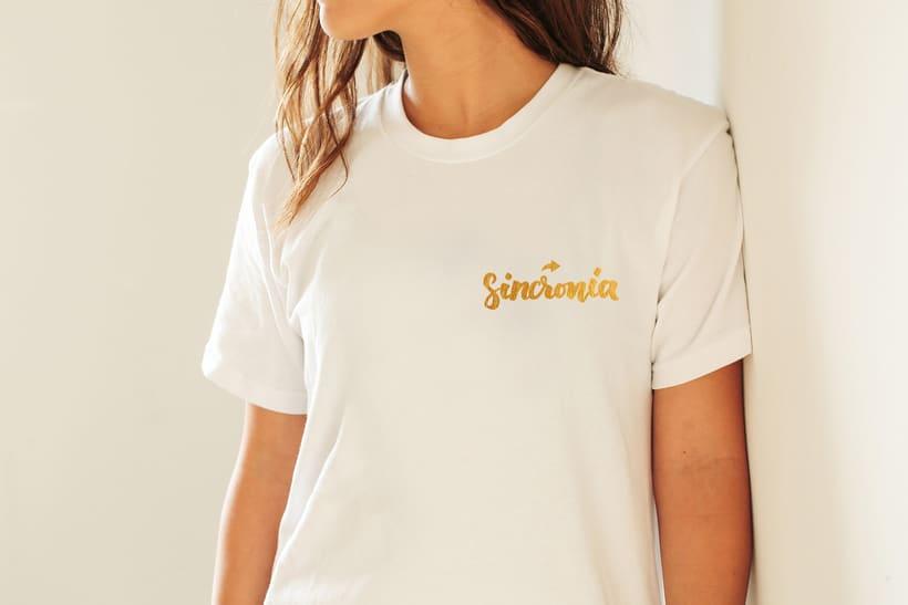 Camisetas Sincronía 2017 3