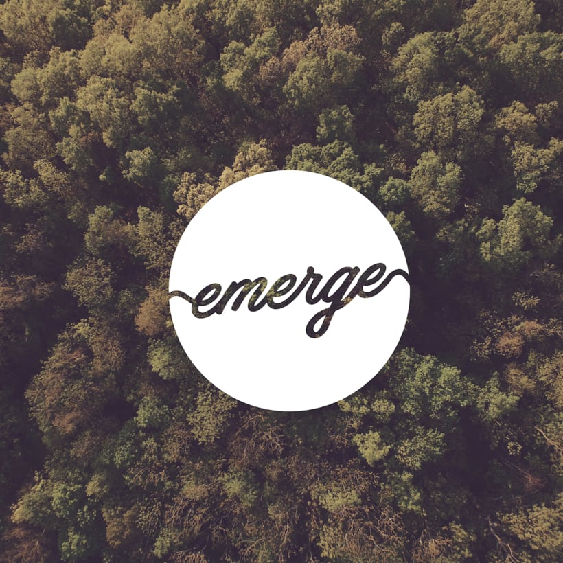 Logo | Emerge - Young Adult 2