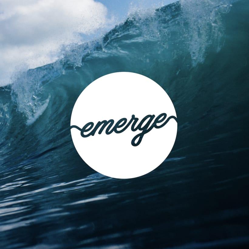 Logo | Emerge - Young Adult 3
