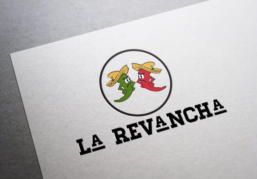 Logo   La Revancha -1