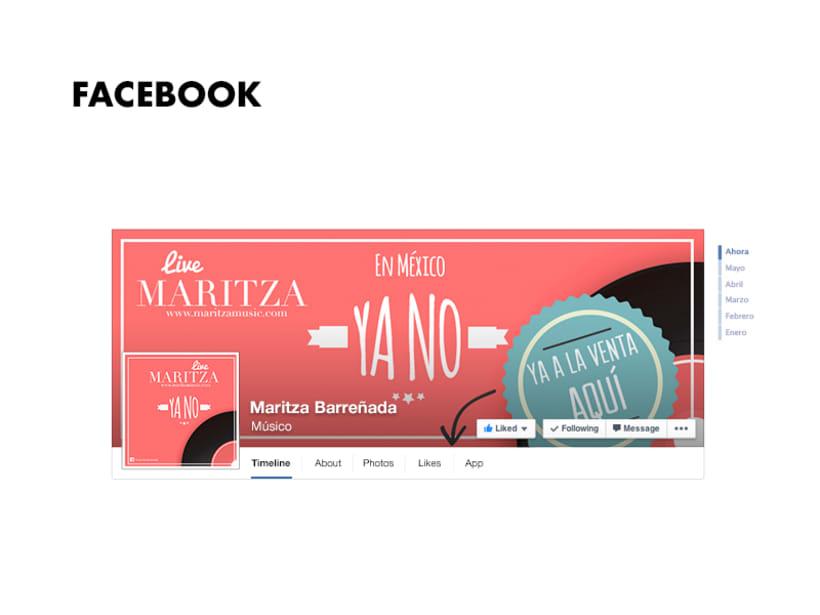Ya no | Maritza Barreñada 1