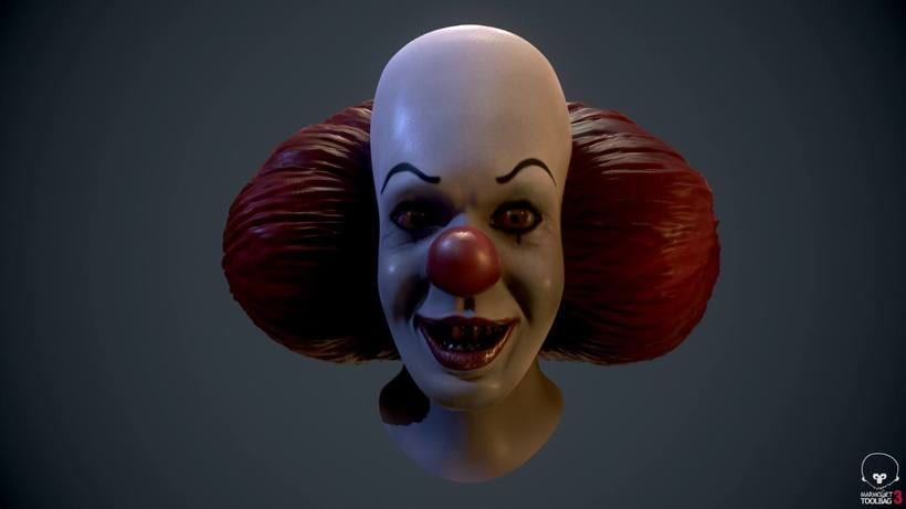 Busto - Pennywise -1
